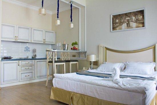 Metro Hotel Apartments Hotel: Номер категории Апартаменты