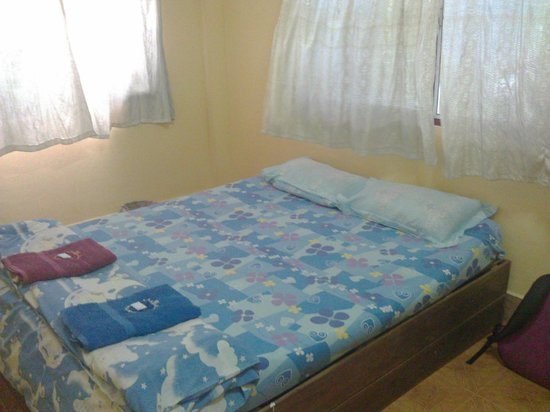 Pan's Place: Double room