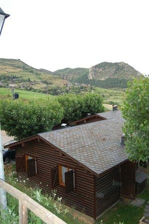 Cerdanya EcoResort: vistas del bungalow