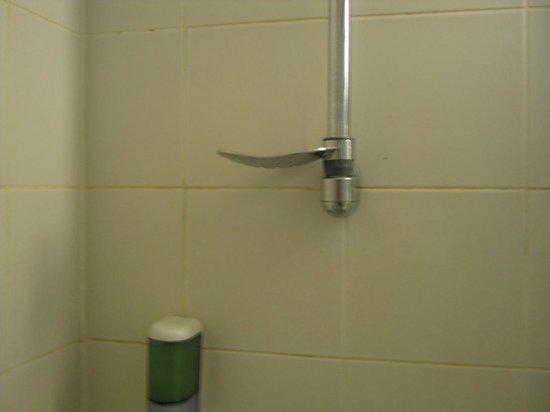 Hotel Ibis : Dirty bathroom walls
