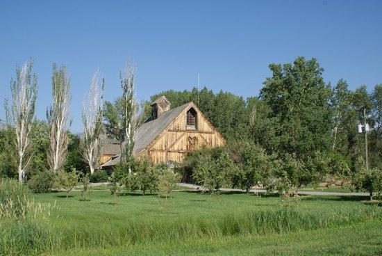 Wheeler Historic Farm: Beautiful farm