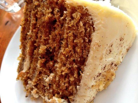Goods diner: The Carrot Cake