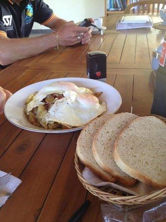 Ocean Sun Dive Resort Tulamben: Simply love the toast breads!