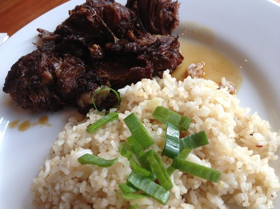 Goods diner: The Ribs