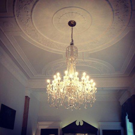 Chandos House: Beautiful dining
