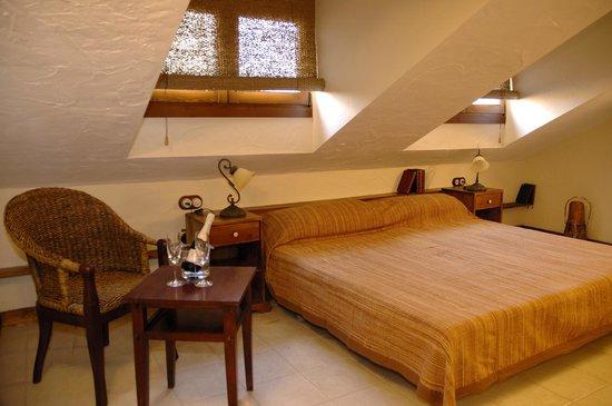 Hotel Triskel: Rocas