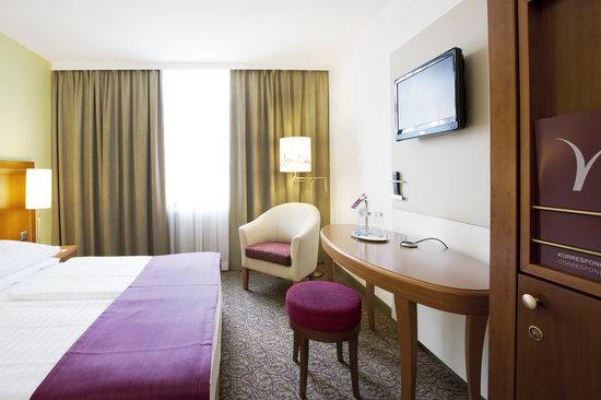 Hotel Mercure Wien Westbahnhof: Standard Zimmer