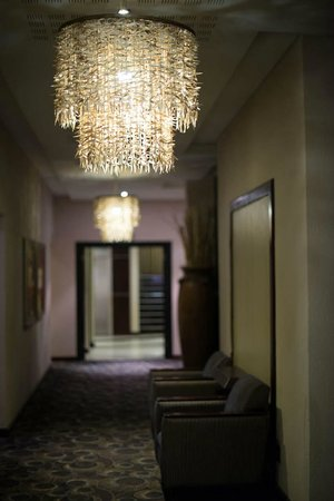 Premier Hotel OR Tambo: Hotel interior