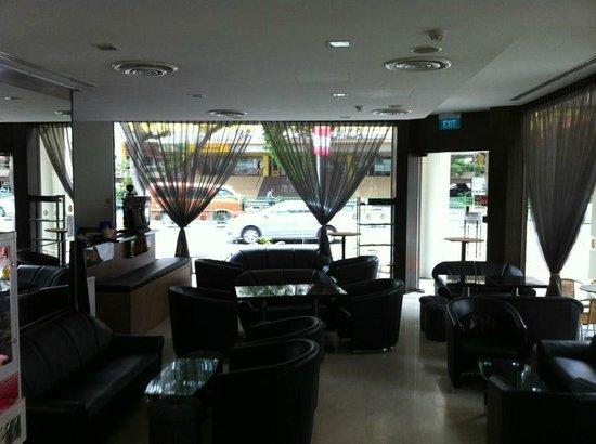 Aqueen Hotel Balestier: Lobby