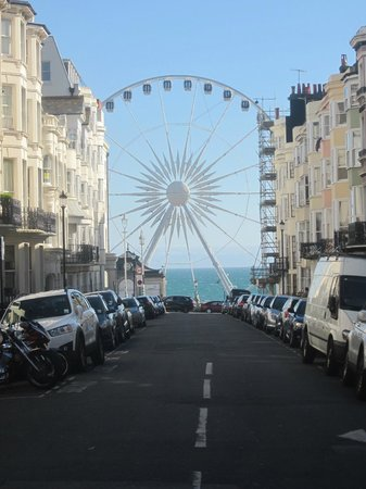 Kemptown View From St James Street