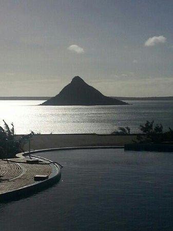La Note Bleue Park Hotel: dalla piscina