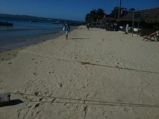 La Note Bleue Park Hotel: spiagge troppo affollate...