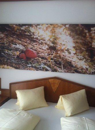 Eder Wohlfühl Hotel: Zimmer