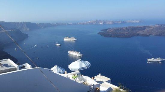 Irida Santorini: breathtaking!!
