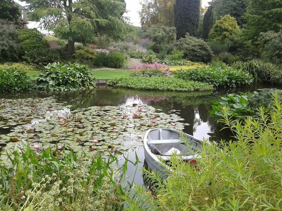 The Beth Chatto Gardens: peaceful little haven
