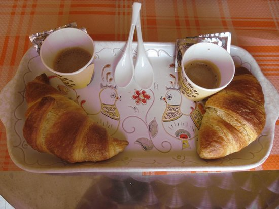 Bed Le Due Isole: Our breakfast #3
