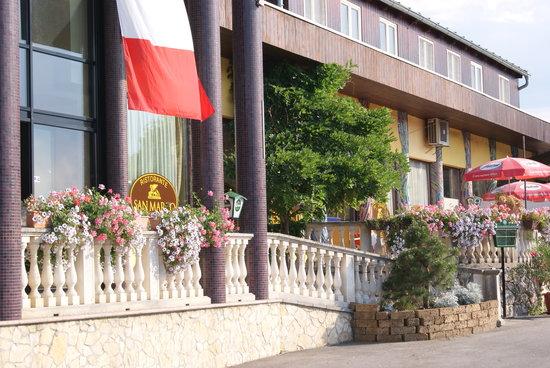 Hotel San Marco : Gebäude Außen