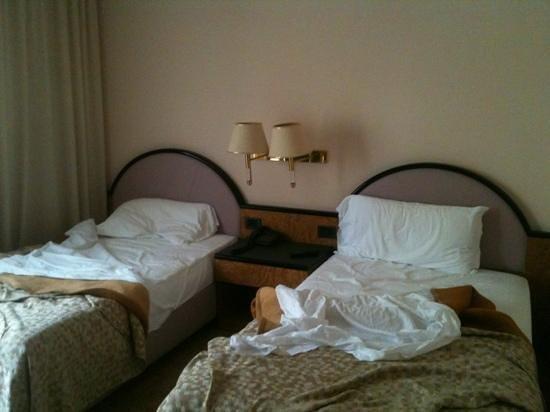Hotel Corte Ongaro: design 80'