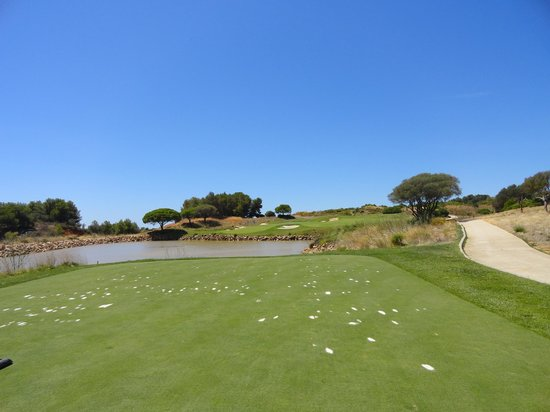Onyria Palmares Golf : 12th Hole