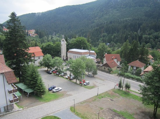 Hotel O3zone: The view