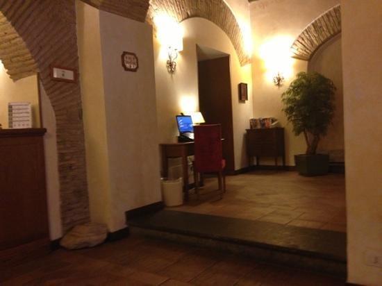 Residenza Santa Maria : la hall