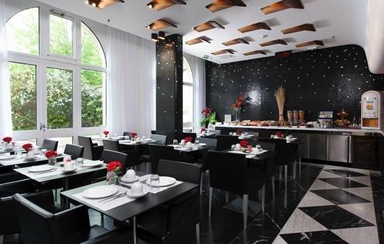Hotel Holiday Inn Paris Gare Montparnasse: Breakfast room