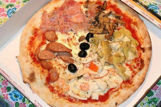 Pizza alla Jolly
