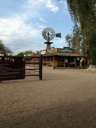 White Stallion Ranch : On the Ranch