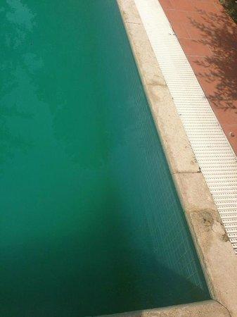 Hotel Villa La Cappella: Poolboden