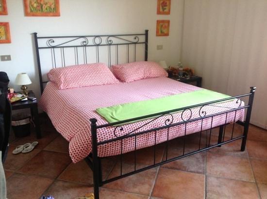 Lo Scoiattolo e la Noce : la nostra camera...