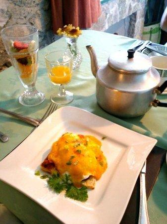 Tuar Beag : Irish breakfast