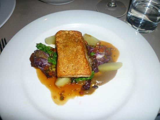Mondo Organics: Crisp pork belly