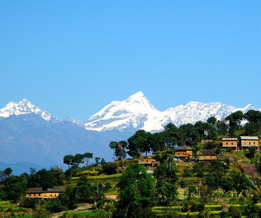 Private Nagarkot Hiking Day Tour