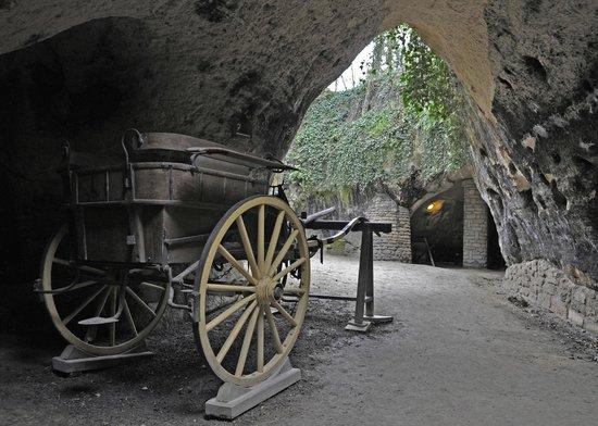 Musee Paysan du Village Troglodyte de Rochemenier