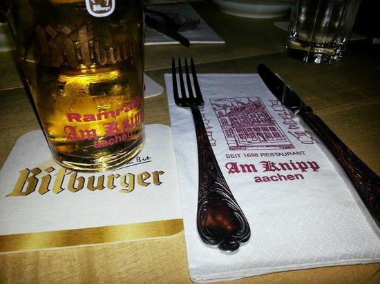 Am Knipp: Bière allemande