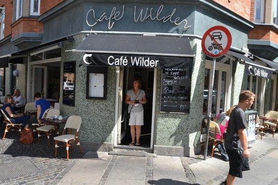 Cafe Wilder : The Cafe