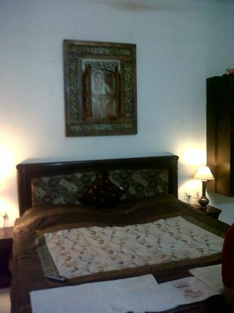 Sunder Palace Guest House: Inside the room
