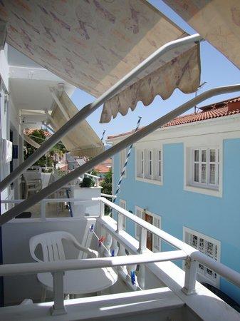 Hotel Remezzo: Balkong och utsikt