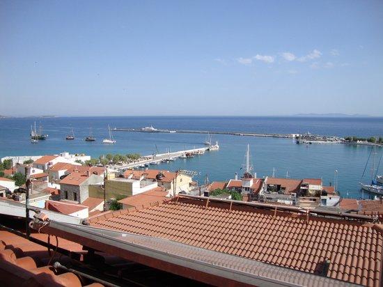 Hotel Remezzo: Utsikt från terrassen