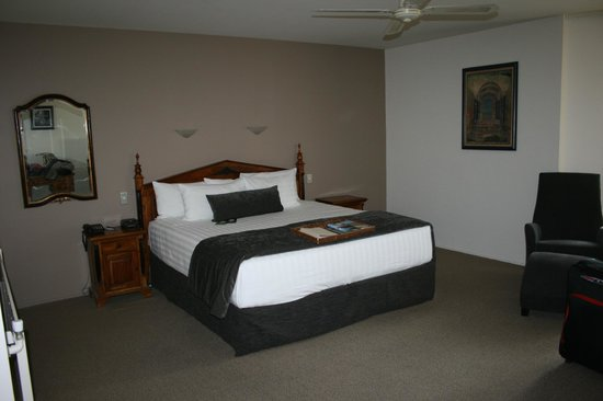 Rydges Rotorua: Large room, good bed