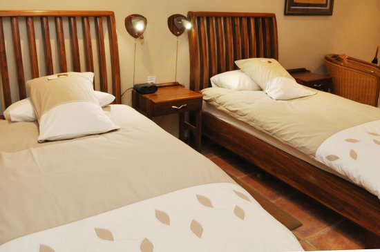 Kolping Guest House & Conference Centre: Twin room
