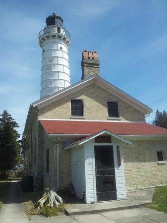 Cana Island Lighthouse: il faro
