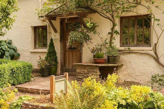 Rock Cottage B&B: Rock Cottage front door.
