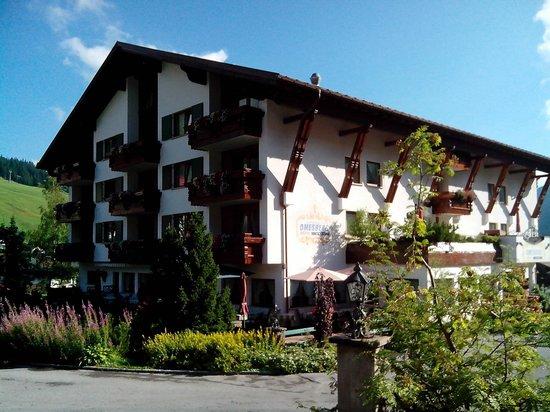 Hotel Omesberg: Vue de l'hôtel