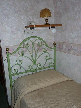 Hotel Bisesti: Une cellule single