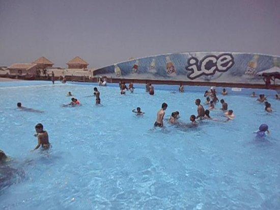 Tamaris Aquaparc : piscine