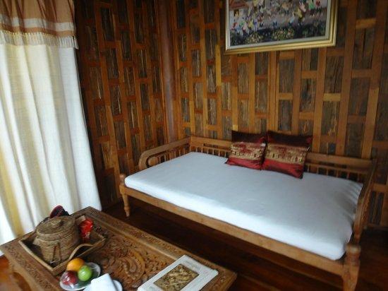 Santhiya Koh Phangan Resort & Spa: Santhiya Sea View Pool Villa Suite -- Wohnzimmer