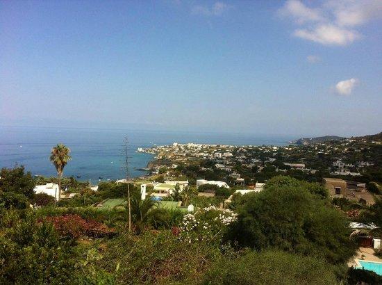 Casa Lora Bed & Breakfast: Panorama