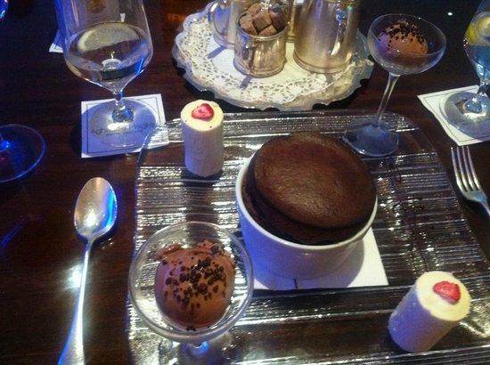 Aghadoe Heights Hotel & Spa: Chocolate Symphony