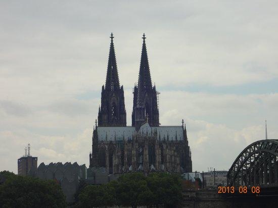 Hyatt Regency Cologne: view